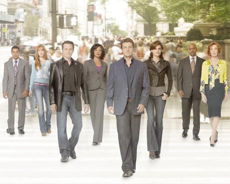 Касъл – CASTLE, 2009 САЩ 2-ри сезон, 24 епизода