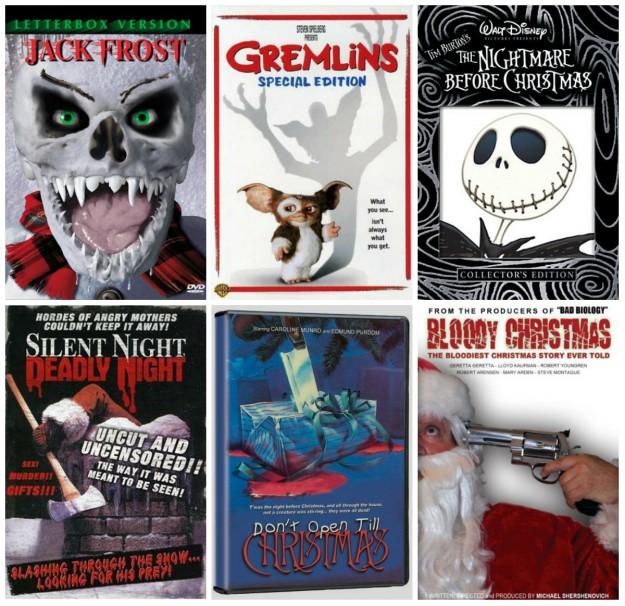 Топ 10 филми на ужасите за Коледа