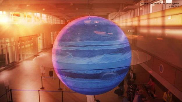 Краят на Слънчевата система