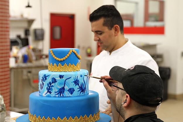 Кралят на тортите