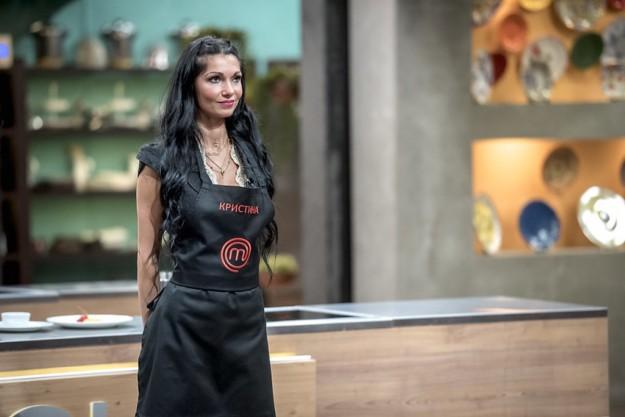 Моделът Кристина Казакова напусна кухнята на MasterChef