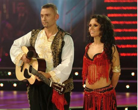 Крум Савов и Мария Агапиу отпаднаха от Dancing Stars