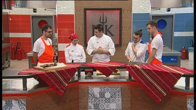 Професионалистите в Hell's Kitchen България се изправят пред най-трудното си изпитание