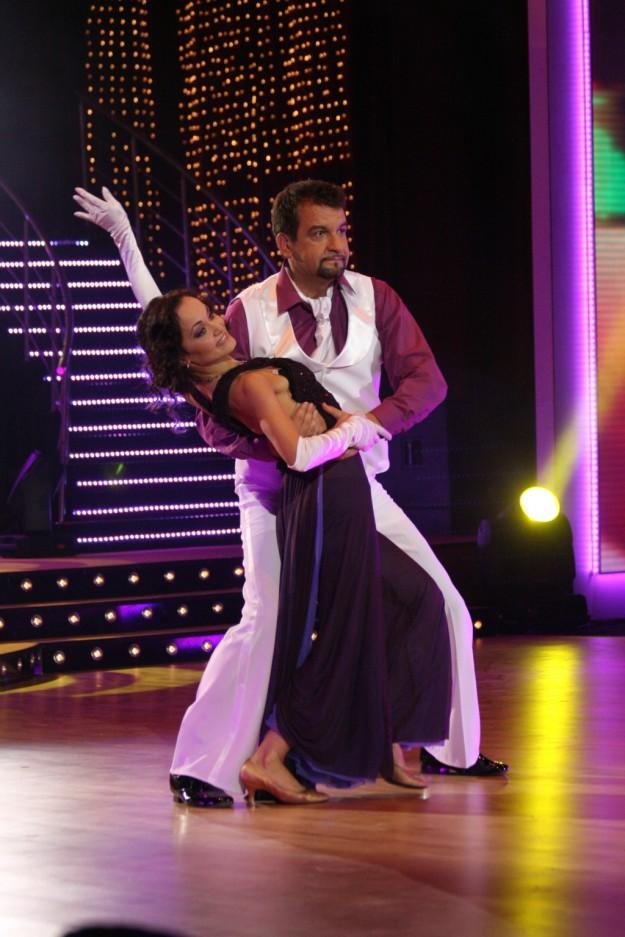 Ники Кънчев отпадна от Dancing Stars