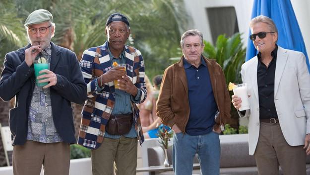 Последният пенсионерски запой / Last Vegas (2013г)