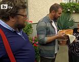 """Chef Андре Токев и Събин Ранков откриват насладата на винопроизводството в Кортен в """"Ловци на храна"""""""