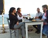 Chef Андре Токев и Събин Ранков опитват вкусовете на Гърция в Александруполис