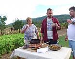 """Chef Андре Токев и Събин Ранков опитват автентични радомирски рецепти в Шоплука – тази неделя в """"Ловци на храна"""""""