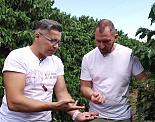 """Chef Андре Токев посещава една от най-успешните ферми за кафе в Бразилия в """"Ловци на храна"""""""