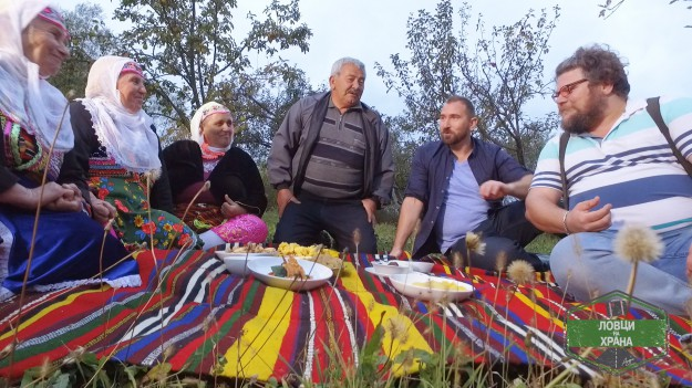 Chef Андре Токев и Събин Ранков правят кус-кус по стара пиринска рецепта
