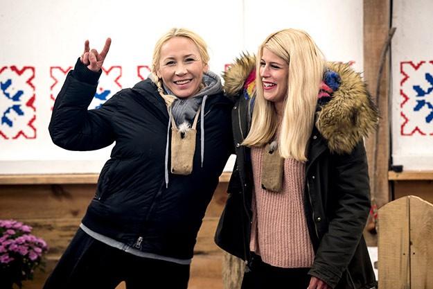 """Последният дуел във """"Фермата"""" 3 ще е между блондинки"""