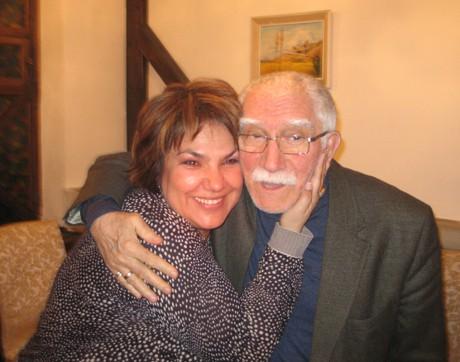 Марта и Армен Джигарханян
