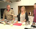 Кулинарните гладиатори Дарин Стойков и Иван Киров от MasterChef България се дуелират с десерти