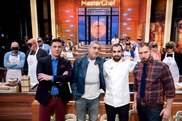 Chef Любомир Койчев предизвиква с 11-пластова шоколадова торта в MasterChef по bTV