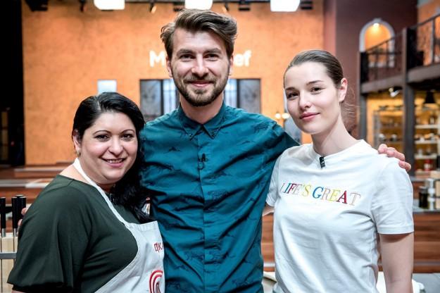 Радка, Лора и Николай се състезават за титлата MasterChef
