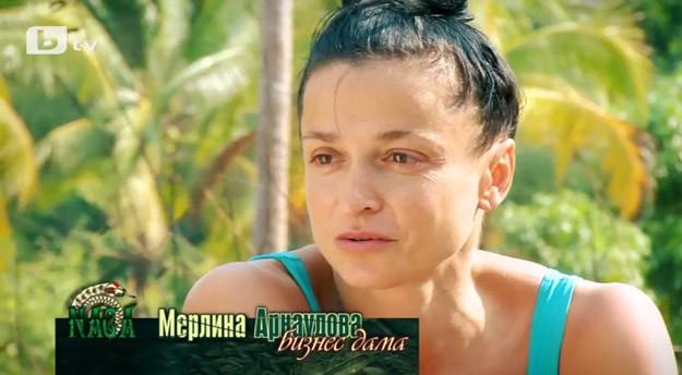 Мерлина става център на вниманието в Survivor