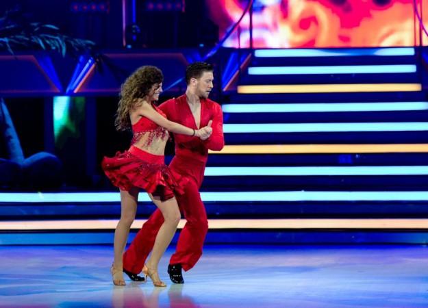 Михаела и Светльо - в Dancing Stars