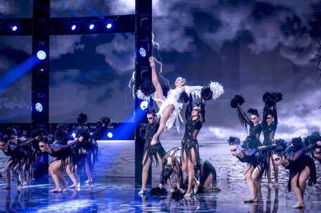 """Зрителите изпратиха мажоретен състав """"Мистерия"""" и Реми Тоин на финала на """"България търси талант"""""""