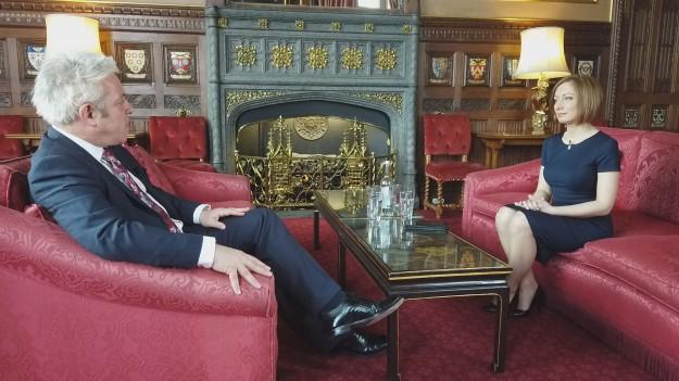 """Ексцентричният председател на британския парламент """"Mr. Order"""" – ексклузивно в bTV Репортерите"""