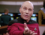Новият Стар Трек сериал за Пикард добавя нови лица към актьорския състав
