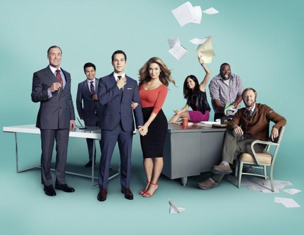 """Комедиен прочит на класовото разделение  и света на корпоративните служители в новия сериал """"Онези от партера"""""""