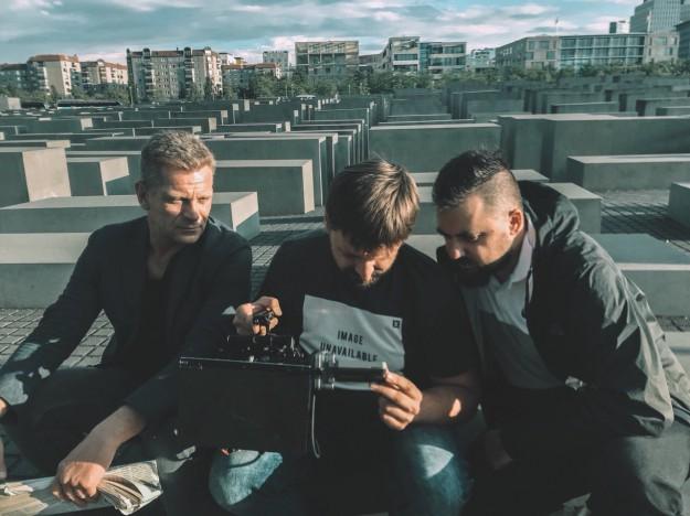 """Юлиан Вергов засне сцени в Германия за """"Откраднат живот: Анатомия на гнева"""""""