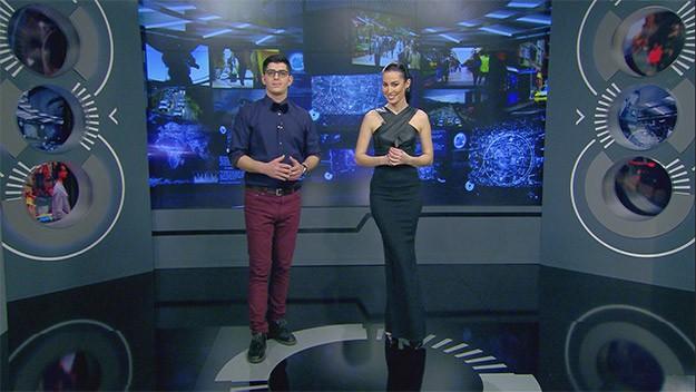 """Сашо Кадиев и Яна Грудева ще забваляват зрителите като водещи на пародийното шоу """"Папатаци"""""""