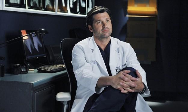 Патрик Демпси в още 2 сезона в 'Анатомията на Грей'