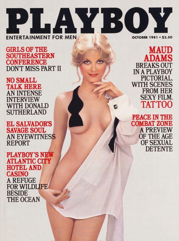 Кати Сейнт Джордж (октомври 1981)
