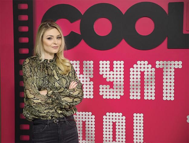 Поли Гергушева e новата водеща на COOL…T