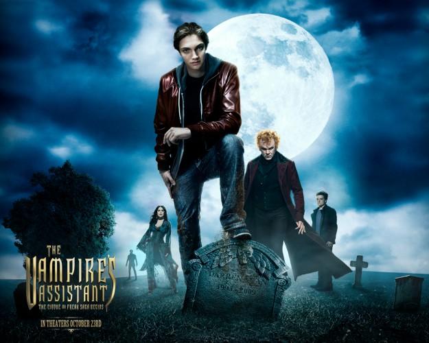 Циркът на кошмарите: чиракът на вампира | Cirque du Freak: The Vampire's Assistant (2009)