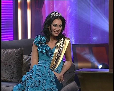 """""""Мисис България Свят 2008"""" - Ралица Тодорова"""