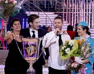 Райна и Фери спечелиха VIP Dance