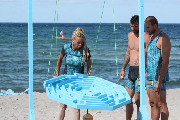 """Рибарите се завръщат край Дивата река в """"Игри на волята: България"""""""