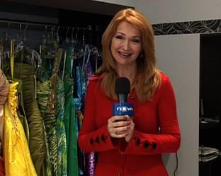 Роси Кирилова репортерства за Нова ТВ