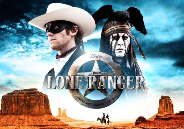 Самотният рейнджър / The Lone Ranger, 2013