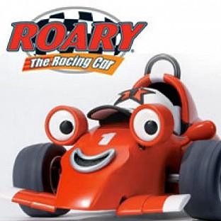 Състезателната кола Рори