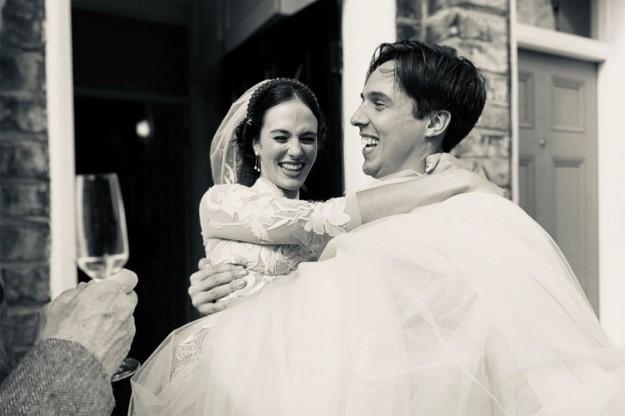 """Лейди Сибил от """"Имението Даунтън"""" се омъжи"""