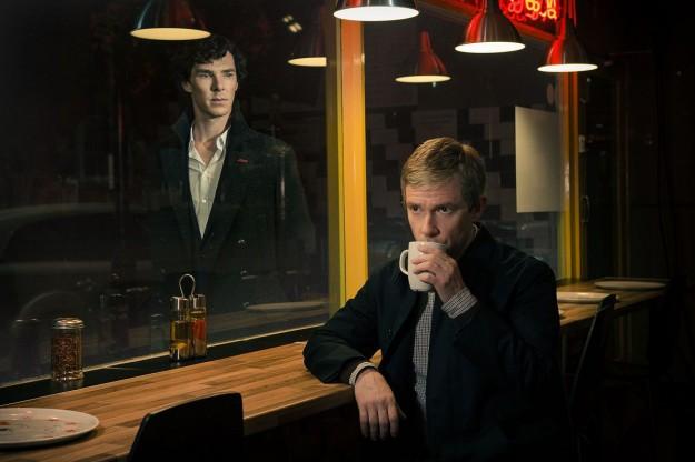"AXN с трети сезон на ""Шерлок"""
