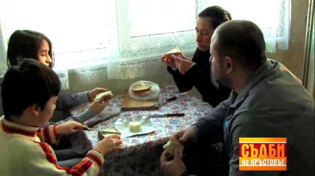 """Баща комарджия принуждава децата си да гладуват в """"Съдби на кръстопът"""""""