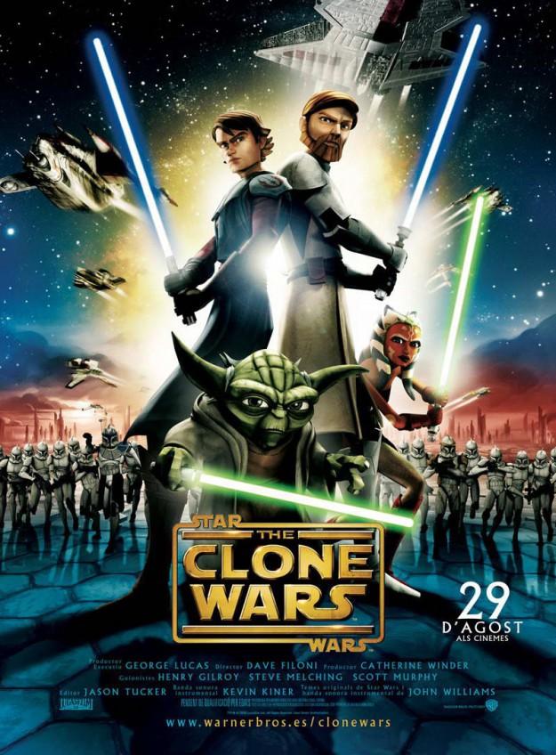 Междузвездни войни: Войната на клонингите / Star Wars: The Clone Wars