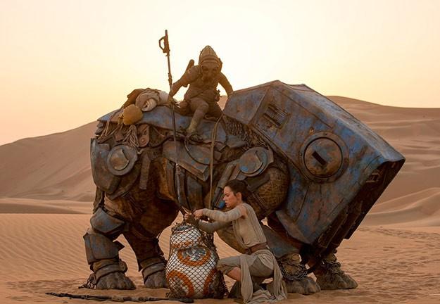 """Премиера на """"Междузвездни войни: Силата се пробужда"""""""