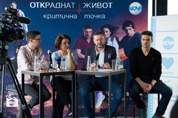 """Евтим Милошев: """"Откраднат живот"""" е повратен момент в създаването на български сериали"""