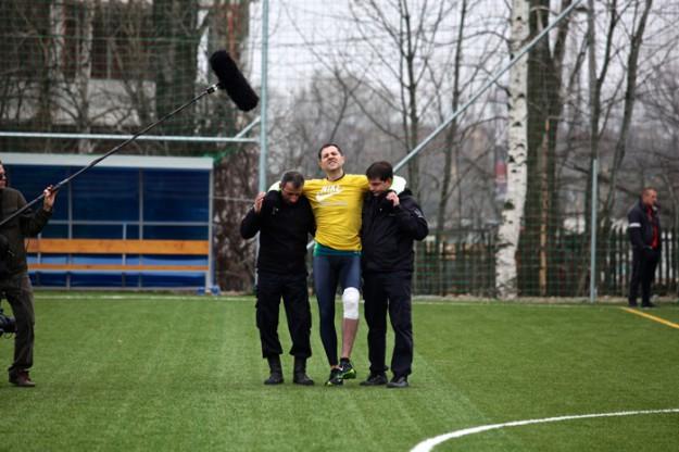 Отборът на Илиян Киряков отнесе Вини Джоунс