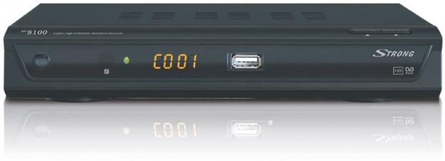 STRONG SRT8100 HD DVB-T