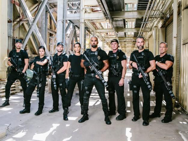 Специален отряд | S.W.A.T. - втори сезон