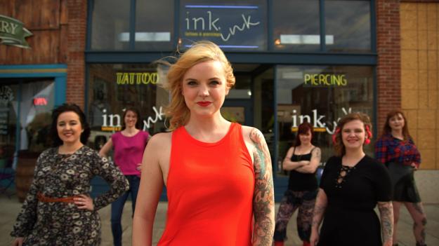 """TLC представя едно различно студио за татуировки в новата поредица """"Татуистки"""""""