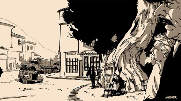 Историята за златото на Охрид