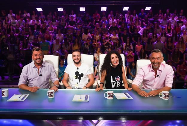 """Първият лайв концерт на X Factor """"Сътворението на звездите"""" стартира на 22 октомври от 20:00 ч. по NOVA"""