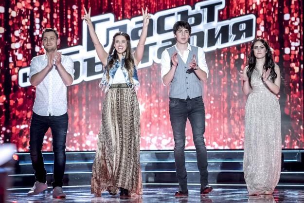 """Финалът на """"Гласът на България"""" стартира с ударно парче на талантите в битката за победа"""